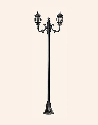 Y.A.12160 - Garden Lighting Poles