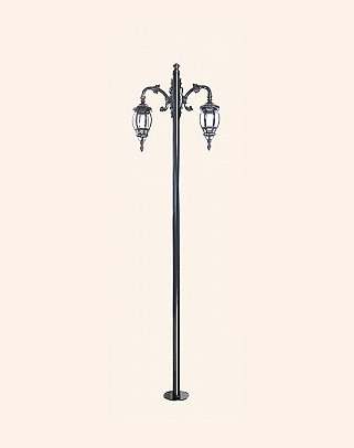 Y.A.12162 - Garden Lighting Poles