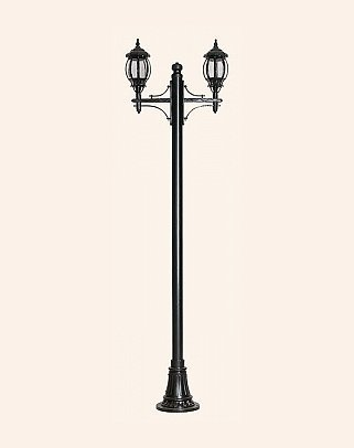 Y.A.12166 - Garden Lighting Poles