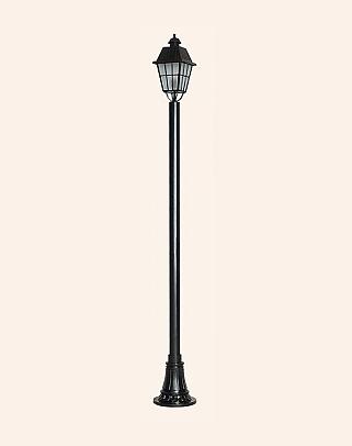 Y.A.12210 - Garden Lighting Poles