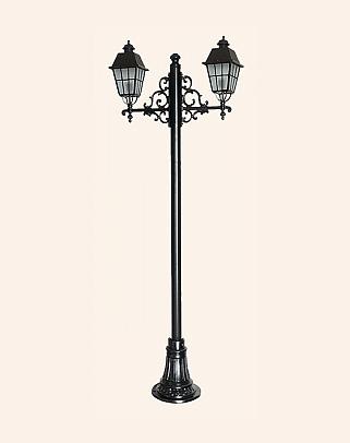 Y.A.12212 - Garden Lighting Poles