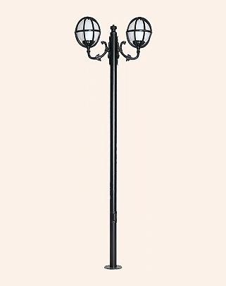 Y.A.12316 - Garden Lighting Poles