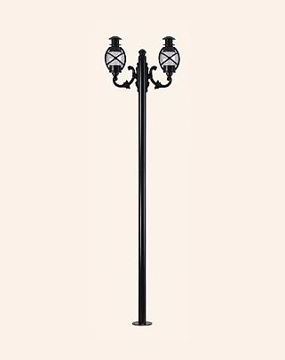Y.A.12358 - Garden Lighting Poles