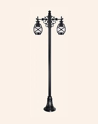 Y.A.12370 - Garden Lighting Poles