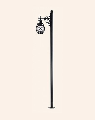 Y.A.12376 - Garden Lighting Poles