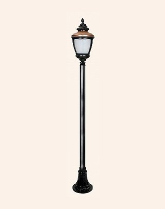 Y.A.12384 - Garden Lighting Poles