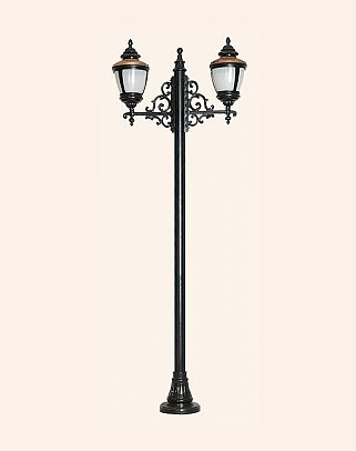 Y.A.12386 - Garden Lighting Poles