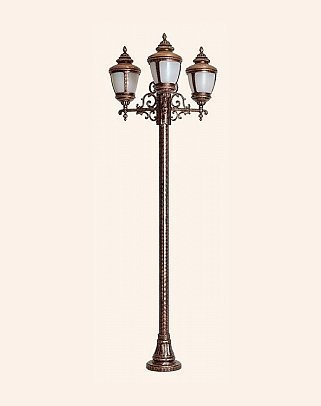 Y.A.12392 - Garden Lighting Poles