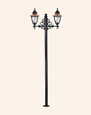 Y.A.12458 - Garden Lighting Poles