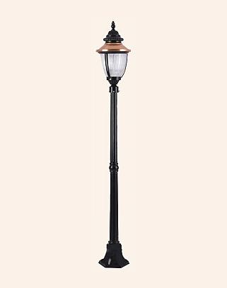 Y.A.12462 - Garden Lighting Poles