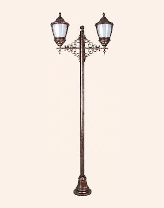 Y.A.12554 - Garden Lighting Poles