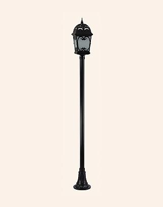 Y.A.70208 - Garden Lighting Poles