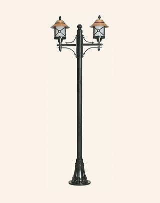 Y.A.12115 - Garden Lighting Poles