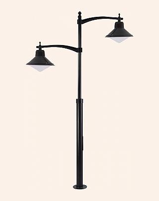 Y.A.68690 - Garden Lighting Poles