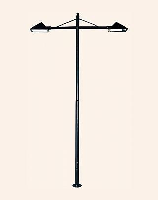Y.A.83070 - Modern High Garden Lighting Poles